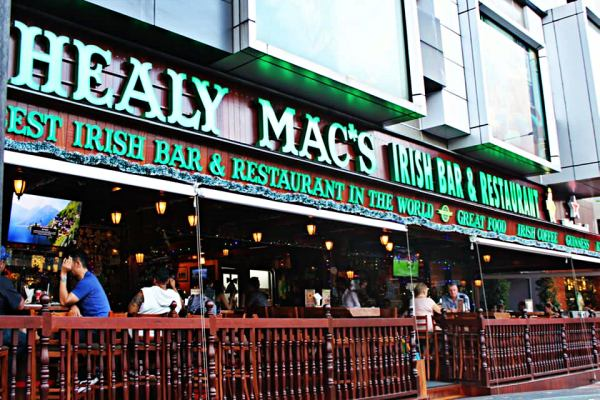 Healy Mac's Bangsar - 16 of The Best Bars to Check Out in Kuala Lumpur for 2020!